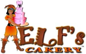ELF's Cakery Logo