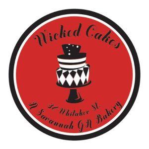 Wicked Cakes Logo