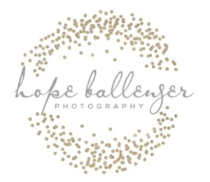 Hope Ballenger Photo Logo